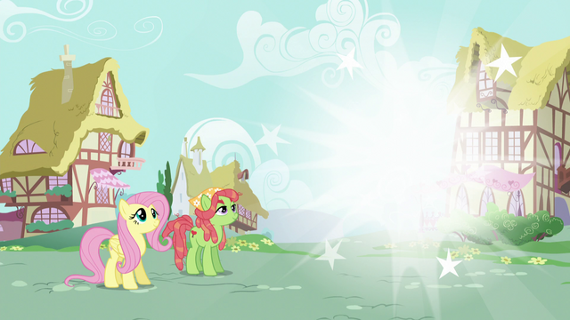 File:Discord vanishes away from Ponyville S5E7.png