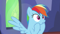 Rainbow Dash hears a knock at the door S6E24.png
