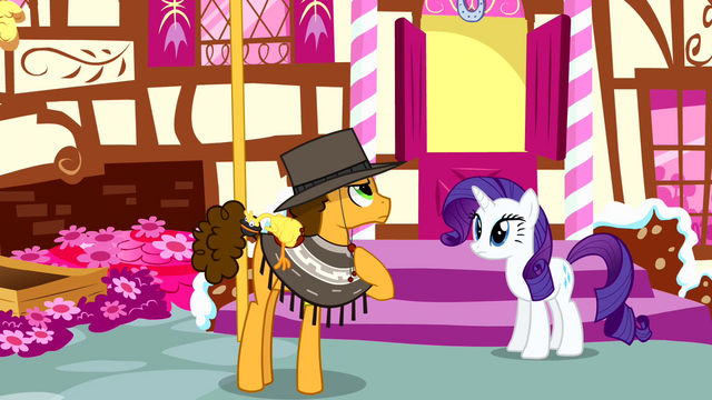 """File:Cheese Sandwich """"if there's a party in need"""" S4E12.png"""