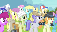 Ponies in shock S4E20