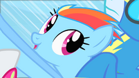 "Rainbow Dash ""Woah!"" S1E16"