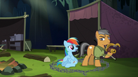 "Rainbow Dash ""that was pretty good"" S6E13"