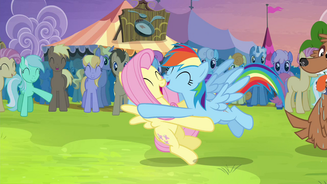File:Rainbow tackles Fluttershy S4E22.png