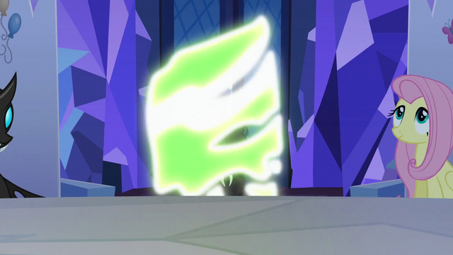 File:Spike Changeling turning back to normal S6E25.png
