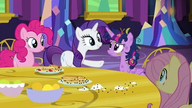 "File:Rarity ""that is absolutely the word"" S5E3.png"