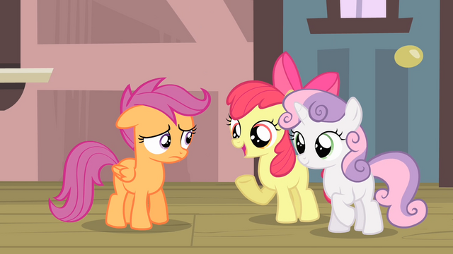 File:Apple Bloom '...you were gonna miss the train!' S4E05.png