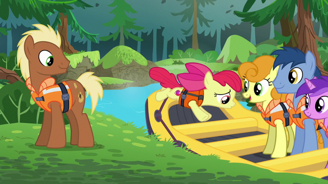 File:Apple Bloom hops into a boat S6E4.png