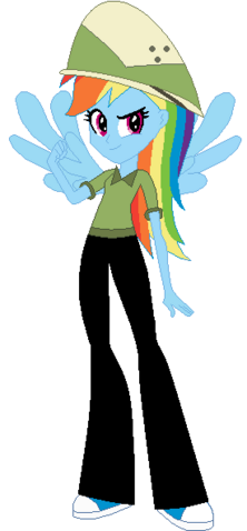 File:FANMADE Rainbow Dash Human Safari.png