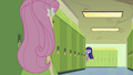Fluttershy calls out to Twilight EG.png
