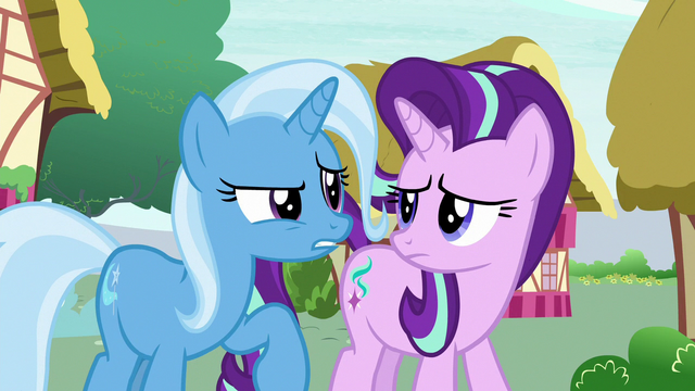 """File:Trixie """"not as impressed with your friends"""" S6E25.png"""