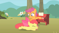 Apple Bloom trip S1E18