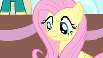 Fluttershy thinking S4E14
