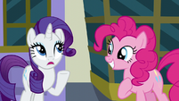 "Rarity ""very well"" S6E12"