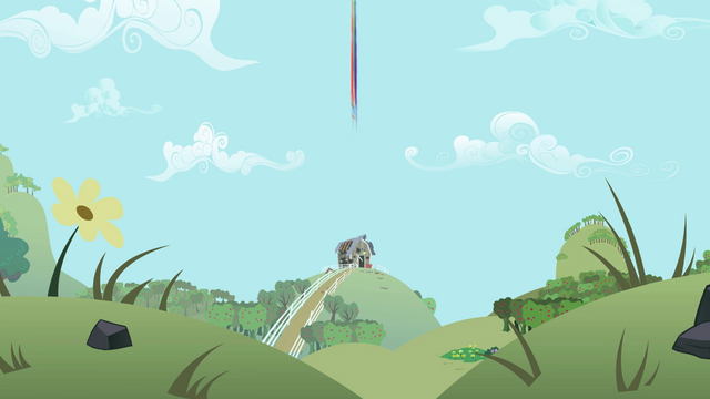 File:Rainbow Dash before impact S2E3.png