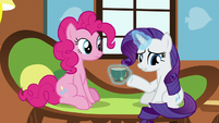 "Rarity ""thought he'd act in such a manner"" S7E5"