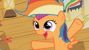 Scootaloo ...taking S2E8.png