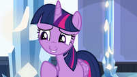 "Twilight Sparkle ""why didn't you tell me?"" S6E16"