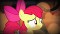 Apple Bloom looking around swamp S4E17.png