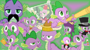 FANMADE Spike Collage Mewkat14