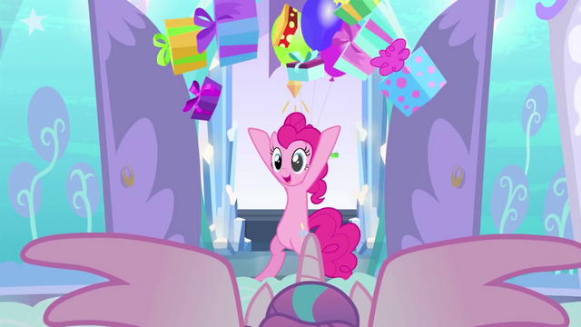 File:Pinkie tosses presents all over the nursery BFHHS1.png