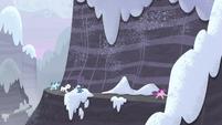 Village ponies pursue Starlight S5E2
