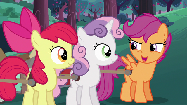 """File:Scootaloo """"buckle down and get to work"""" S6E14.png"""