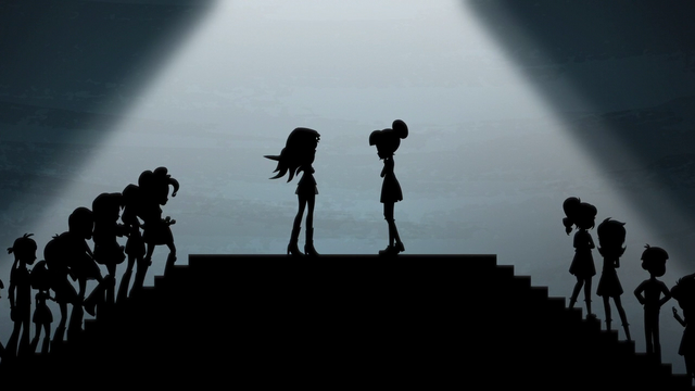 File:Sunset and Twilight's silhouettes face off EG3.png