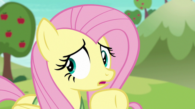 File:Fluttershy uncertain about playing buckball S6E18.png