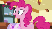 "Pinkie Pie ""she's been pranking up a storm!"" S6E15"
