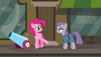 "Pinkie Pie ""you gave back the pouch for my cannon"" S6E3"