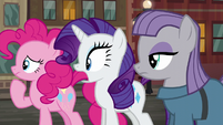 "Rarity ""that's amazing!"" S6E3"