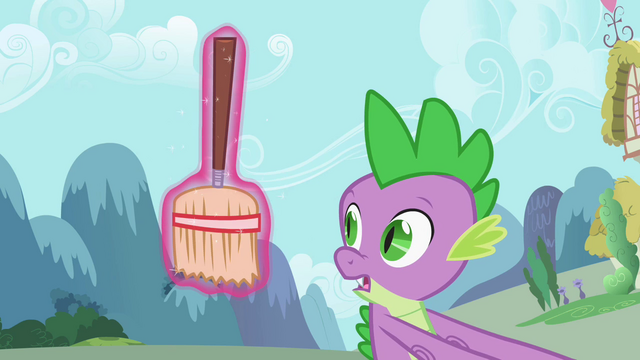File:Spike sees broom S2E10.png