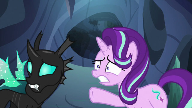 File:Starlight Glimmer points Thorax down the right path S6E26.png