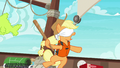 Applejack stumbling across the ship deck S6E22.png