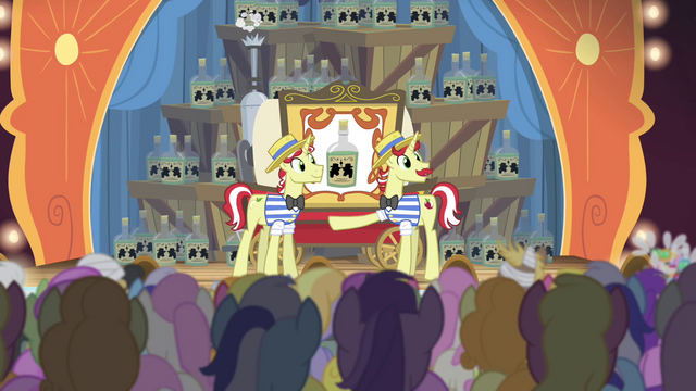 File:Flim and Flam on stage while the audience is singing S4E20.png