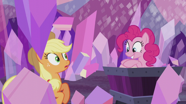 File:Pinkie Pie pops out of a mine cart S5E20.png
