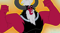 Tirek growing in size S4E26