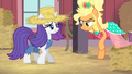 Applejack walking up to Rarity S4E13.png