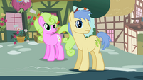 Daisy and Goldengrape notice something S2E8