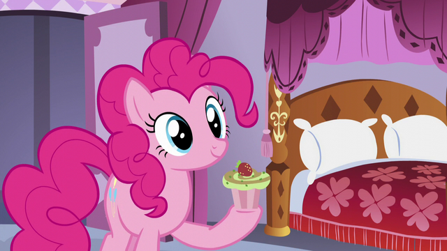 File:Pinkie with another cupcake on her hoof S5E14.png