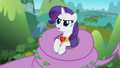 "Rarity ""Huh, what is he looking at?"" S2E10.png"