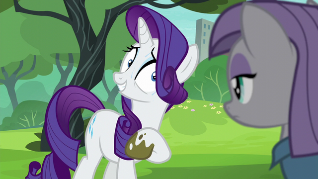 "File:Rarity ""really should go wash them"" S6E3.png"