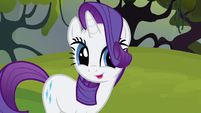 Rarity cuteness cardiac arrest S3E9