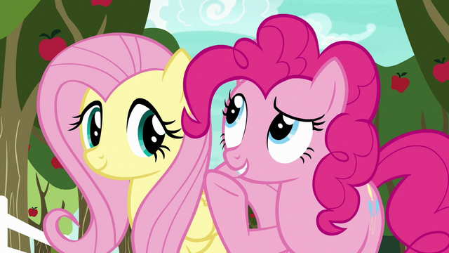 """File:Pinkie Pie """"left my unicorn costume at home"""" S6E18.png"""