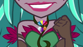 Close-up on Gloriosa Daisy's sinister grin EG4.png