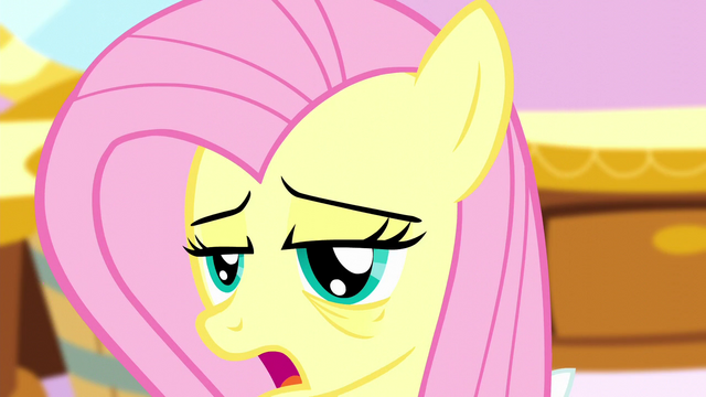 """File:Fluttershy """"even went to bed early"""" S5E13.png"""