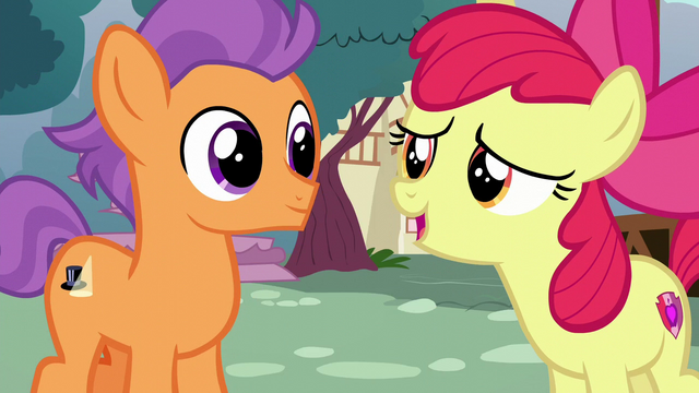 "File:Apple Bloom ""wish I'd realized what you needed"" S6E4.png"