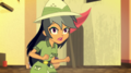 Daring Do hears Rainbow Dash's whistle EGS2.png