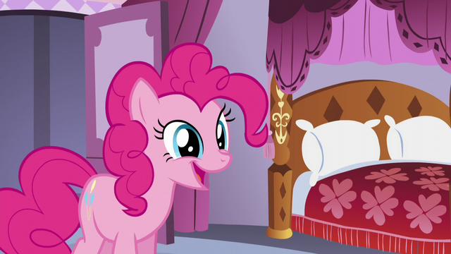 "File:Pinkie ""that welcome is warranted by"" S5E14.png"