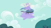 Randolph spinning around S4E15